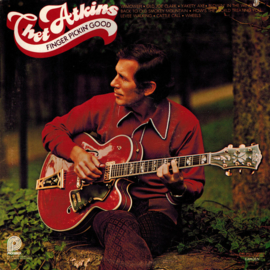 Chet Atkins - Finger pickin' good  | 2e hands vinyl LP