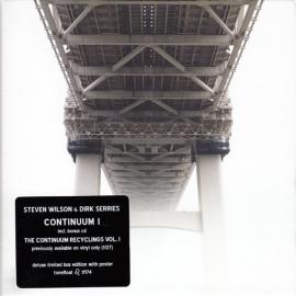 Steven Wilson/ Dirk Serries - Continuum I   2CD