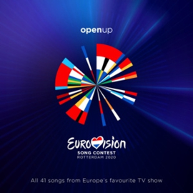 Various - Eurovision Song Contest Rotterdam 2020   CD
