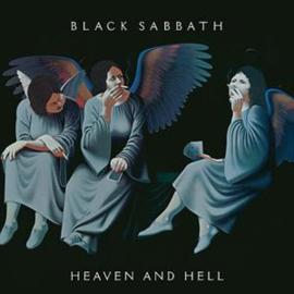 Black Sabbath - Heaven And Hell  | 2LP -Deluxe, Reissue-