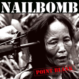 Nailbomb - Point blank | LP