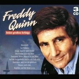 Freddy Quinn - Seine grossten erfolge  | 3CD