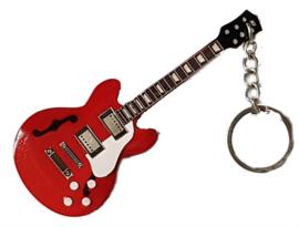 Sleutelhanger  Eric Clapton -ES335-