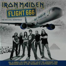 Iron Maiden - Flight 666 | 2CD
