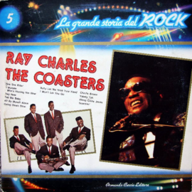 Ray Charles / The Coasters - La grande storia del rock  | 2e hands vinyl LP