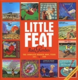 Little Feat - The complete Warner Bros years | 13CD