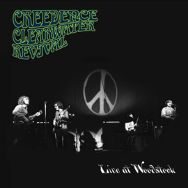 Creedence Clearwater Revival - Live At Woodstock |  CD