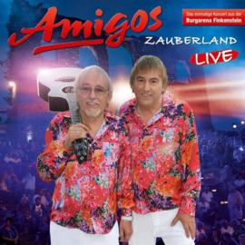 Amigos - Zauberland live | CD