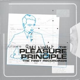 Gary Numan - Pleasure Principle    2LP -coloured vinyl-