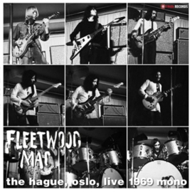 Fleetwood Mac - Live 1969 (Oslo & the Hague) | LP