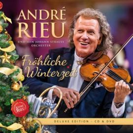 Andre Rieu - Frohliche Winterzeit    CD + DVD