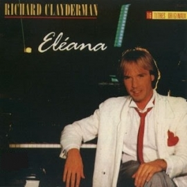 Richard Clayderman - Eléana  | 2e hands vinyl LP