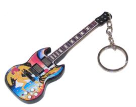 Sleutelhanger  Eric Clapton -SG Fool-
