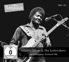Albert Collins - Rockpalast 1980  | CD + DVD