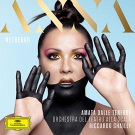Anna Netrebko - Amata Dalle Tenebre   CD+Bluray