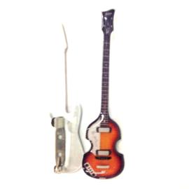 Gitaarspeld Hofner bass ( Paul mcCartney, Beatles)