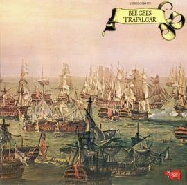 Bee Gees - Trafalgar  | 2e hands vinyl LP