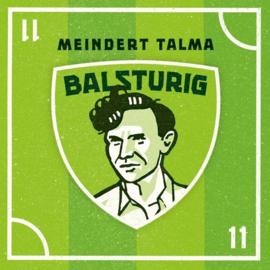 Meindert Talma - Balsturig |  LP + CD + Boekje
