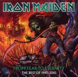 Iron Maiden - From fear to eternity | 2CD