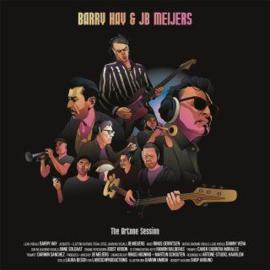 "Barry Hay & Jb Meijers -  Artone Session   10"" vinyl single"