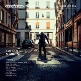Tim Knol - Soldier on   CD