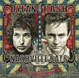 Dylan, Cash, and the Nashville Cats - A new music city | 2CD