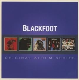 Blackfoot - Original album series | 5CD