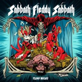 Fleddy Melculy - Sabbath Fleddy Sabbath   LP + CD -coloured vinyl-