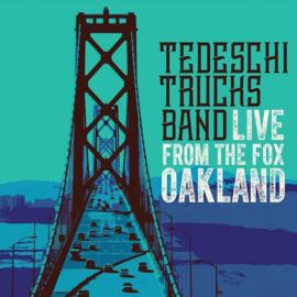 Tedeschi Trucks Band - Live from the Fox Oakland  | 2CD