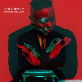 Philip Bailey - Love Will Find a Way | CD