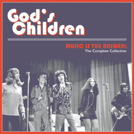 God's Children ‎– Music Is The Answer: The Complete Collection | LP -coloured vinyl-