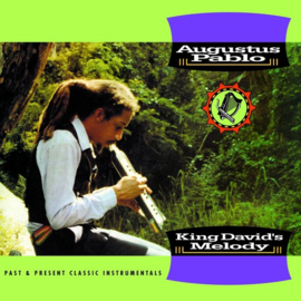 Augustus Pablo - King David's melody | LP