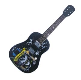 Gitaarminiatuur met magneet |   Guns n' Roses  - Acoustic tribute