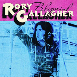 Rory Gallagher - Blueprint  | CD -Remastered-