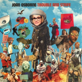 Joan Osborne - Trouble and Strife   CD