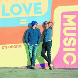 K's choice - Love = Music | LP
