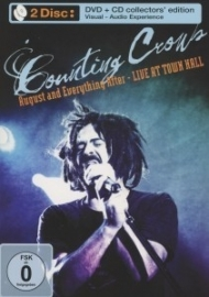Counting Crows - August and everything after - Live from Town Hall | DVD + CD