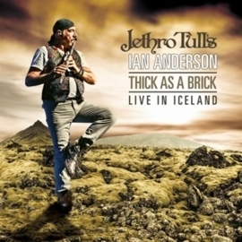 Jethro Tulls Ian Anderson - Thick as a brick Live in Island | 2CD
