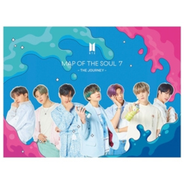 BTS - Map of the Soul 7: ~the Journey~   CD + DVD