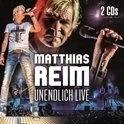 Matthias Reim - Unendlich live | CD