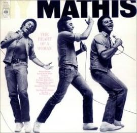 Johnny Mathis - The heart of a woman | 2e hands vinyl LP