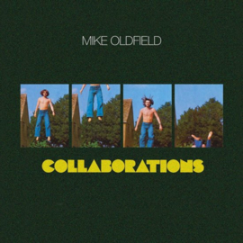 Mike Oldfield - Collaborations | LP -Kreuk in hoes-