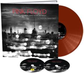 "Pink Floyd - London 1966/1967 | 10"" LP+CD+DVD+BOOK"