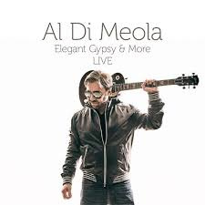 Al Di Meola - Elegant gipsy and more live | CD