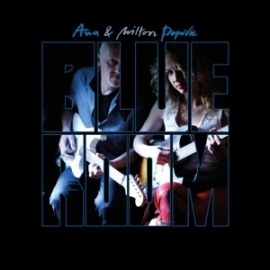 Ana & Milton Popovic - Blue room | CD