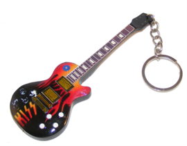 Sleutelhanger  Kiss - Les paul tribute