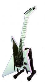 Miniatuurgitaar Ace Frehley ( Kiss) -  Washburn custom Z