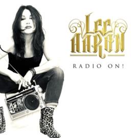 Lee Aaron - Radio on    LP coloured vinyl