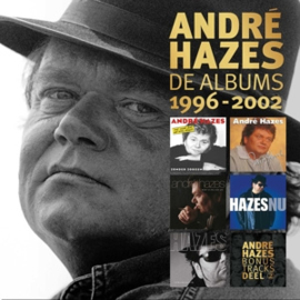 Andre Hazes - De Albums 1996 2002  | 6CD