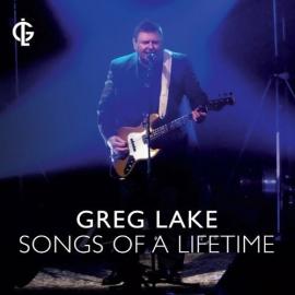 Greg Lake - Songs of a lifetime   CD
